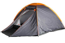 Tesco 4 man Dome Tent